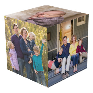 Photo Cube Create Your Own