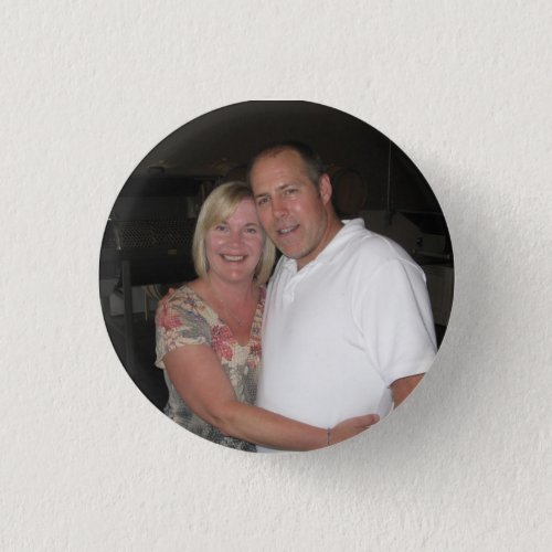 Photo Custom Round Personalized Custom Buttons