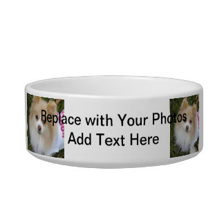 Photo Dog Bowl