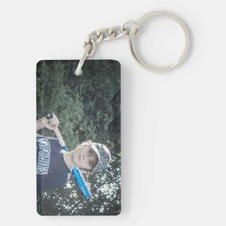 Photo Double-Sided Keychain
