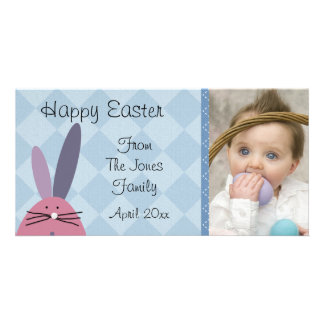 Photo easter card photo card