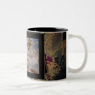 Photo Effects Two-Tone Coffee Mug