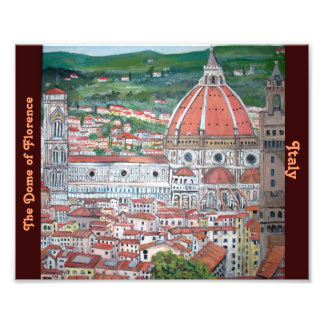 Photo Enlargement - The Duomo of Florence