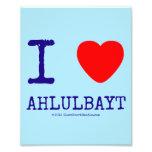 i [Love heart]  ahlulbayt i [Love heart]  ahlulbayt Photo Enlargements