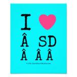 i [Love heart]   sd    i [Love heart]   sd    Photo Enlargements