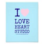 i [Love heart]  love heart studio i [Love heart]  love heart studio Photo Enlargements