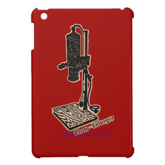 Photo Enlarger. Good Old Days. Case For The iPad Mini