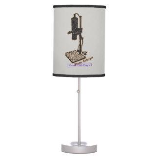 Photo Enlarger. Good Old Days. Desk Lamp