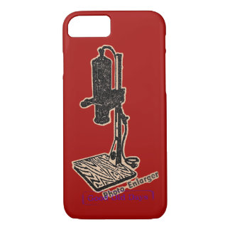 Photo Enlarger. Good Old Days. iPhone 8/7 Case