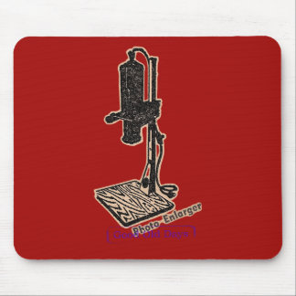 Photo Enlarger. Good Old Days. Mouse Pad