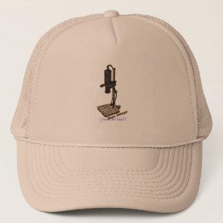 Photo Enlarger. Good Old Days. Trucker Hat