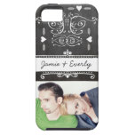 Photo Everafter Chalkboard Typography Art iPhone 5 Case