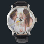 """Photo Family Budget Template Wrist Watch<br><div class=""""desc"""">Photo Family Budget Template</div>"""