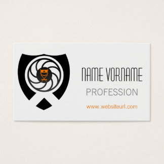 photo film business card