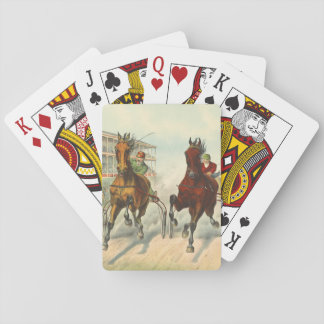 Photo Finish 1893 Playing Cards