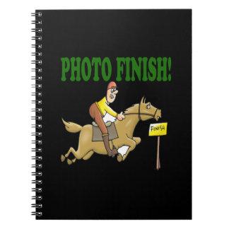 Photo Finish 2 Notebook