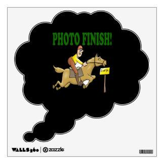 Photo Finish 2 Wall Sticker
