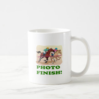 Photo Finish Coffee Mug