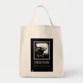 Photo Finish: Friends Tote Bag