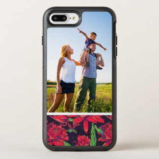 Photo Flowers And Hummingbirds OtterBox Symmetry iPhone 8 Plus/7 Plus Case