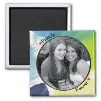 Photo Frame 2 Inch Square Magnet