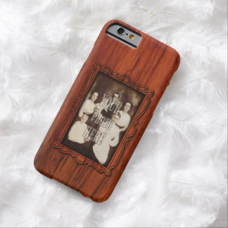 Photo Frame Barely There iPhone 6 Case