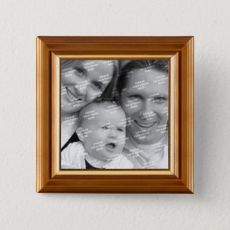 Photo Frame Button