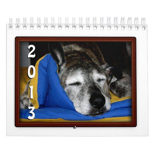 Photo Frame Calendar Sample