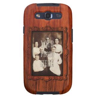 Photo Frame Samsung Galaxy SIII Cases