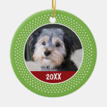 Photo Frame - Pet Baby Kid or Other - SINGLE-SIDED Ornaments