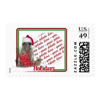 Photo Frame Postage  for the Christmas Holiday Postage