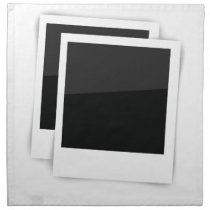 photo frames cloth napkin