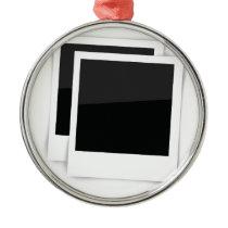 photo frames metal ornament
