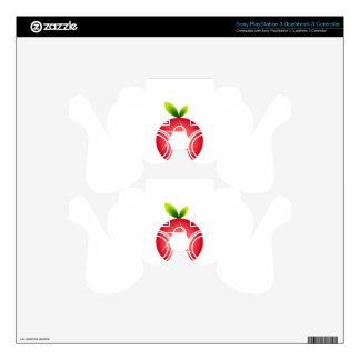 Photo Fruit Decal For PS3 Controller