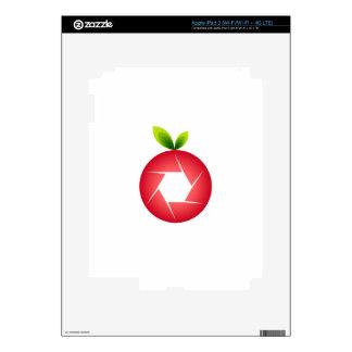 Photo Fruit Skins For iPad 3