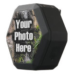 Photo Full Color Personalized Black Bluetooth Speaker