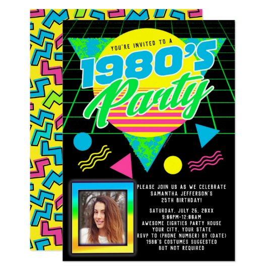 good 80s birthday invitation or 96 80th birthday invitation wording ideas