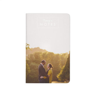 Photo Gift Personalized Pocket Journal