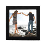 Photo gifts - great for the bride and groom! keepsake box