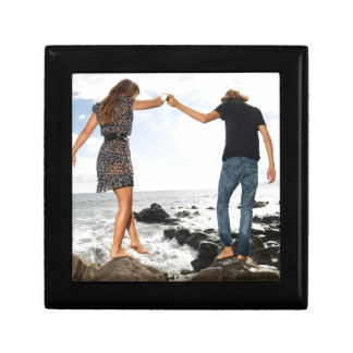 Photo gifts - great for the bride and groom! gift box