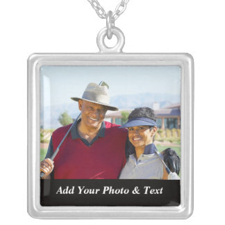 Photo Golf Sports Necklaces