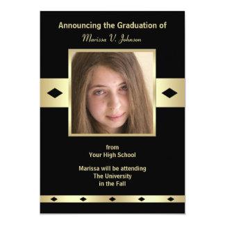 Photo Graduation Announcements High School Custom Invites