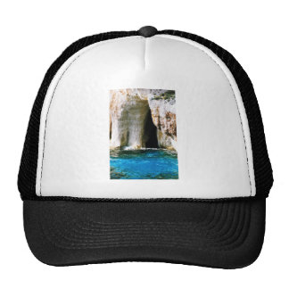Photo Greek island  Photo Colette Mesh Hat