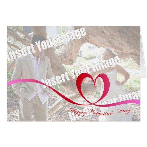 Photo Happy Valentine's Day Card