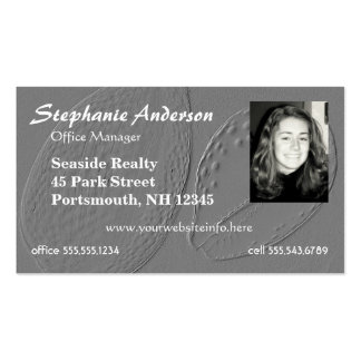 Photo Image Business Card