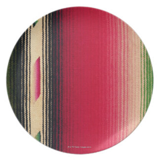 Photo, Indian blanket texture, Color, High res Plates