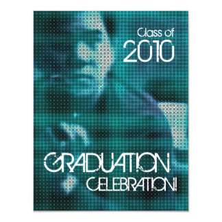 Photo Insert Graduation Party 1 Invitation