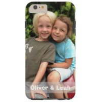 Photo iPhone 6 Plus case