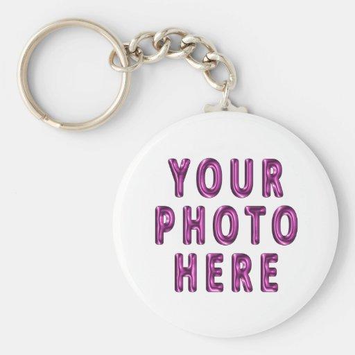 Photo Keychain Bulk No Minimum with INSTRUCTIONS
