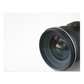 Photo lense flyer